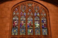 Cimetière de Greenwood - chapelle, Brooklyn, NY Photo libre de droits