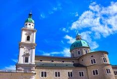 Cimetière de Peter à Salzbourg Images stock