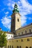 Cimetière de Peter à Salzbourg Images libres de droits
