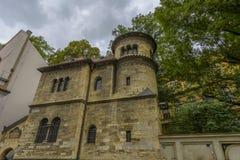 Cimetière juif à Prague Photo libre de droits