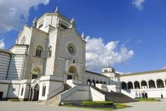Cimetière monumental Milan Italy image stock