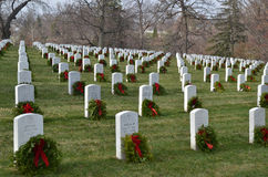 Cimetière national d'Arlington Photos libres de droits