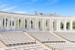 Cimetière national d'Arlington, Washington photo libre de droits