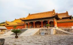 Cimetière oriental de concubine de Qing Mausoleums-Fragrant images libres de droits