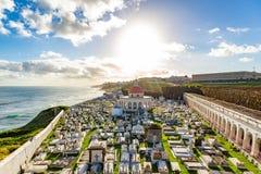 Cimetière Santa Maria en San Juan Puerto Rico photographie stock libre de droits
