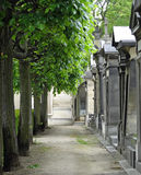 Cimetiére Montparnasse Imagens de Stock Royalty Free