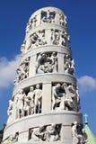 Cimeti?re monumental, Milan image libre de droits