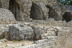 Cimiez Arenas Roman Ruin Royalty Free Stock Images