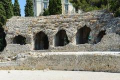 Cimiez Arenas Roman Ruins Royalty Free Stock Photo