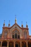 Cimiez Monastery. Franciscan monastery in Cimiez, Nice (France Stock Image
