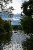 Cimigiu-Park Lizenzfreies Stockfoto