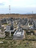 Cimiteri giapponesi fotografie stock libere da diritti