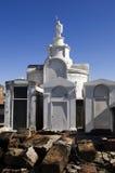 Cimitero #1 di St. Louis fotografie stock libere da diritti