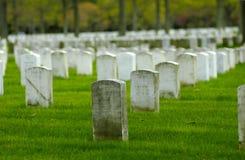 Cimitero fotografie stock