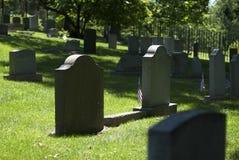 Cimitero 2 Fotografia Stock Libera da Diritti