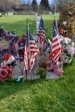 Cimitero 2 di guerra Immagini Stock Libere da Diritti