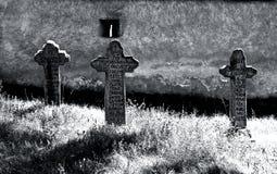 Cimitero Fotografia Stock