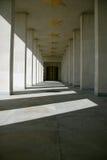 Cimitero americano Immagine Stock