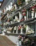 Cimitero andaluso Fotografia Stock Libera da Diritti