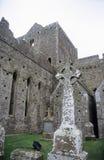 Cimitero celtico Fotografia Stock