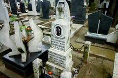 Cimitero del bambino di Belgrado Fotografie Stock Libere da Diritti