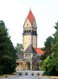 Cimitero del sud in Lipsia Germania fotografie stock libere da diritti