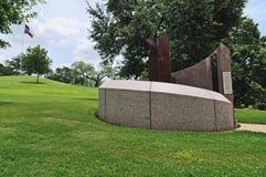 Cimitero della condizione del Texas Immagine Stock Libera da Diritti
