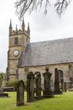 Cimitero della st Anne Church in Ryde, Australia immagine stock libera da diritti