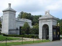 Cimitero di Arlington Fotografia Stock