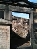 Cimitero di Calton Fotografie Stock Libere da Diritti