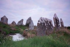 Cimitero 3 di Clonpriest Fotografia Stock