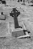 Cimitero di giorno immagine stock libera da diritti