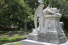 Cimitero di Glenwood Fotografie Stock