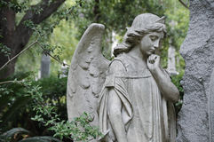 Cimitero di Glenwood Fotografia Stock Libera da Diritti