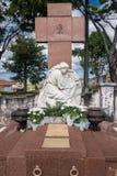 Cimitero di Itatiba Immagine Stock