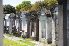 Cimitero di Lafayette Immagini Stock