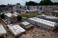 Cimitero di Mompox Fotografie Stock Libere da Diritti