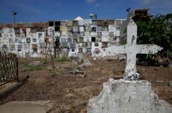 Cimitero di Mompox Fotografie Stock