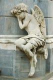 Cimitero di Recoleta, Buenos Aires, Argentina. immagini stock libere da diritti
