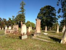 Cimitero di Rookwood Fotografie Stock