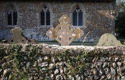 Cimitero inglese Immagini Stock Libere da Diritti