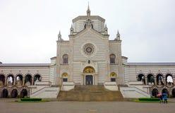 Cimitero Monumentale Стоковое Изображение