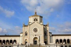 Cimitero monumentale, Cimitero Monumentale, Milano Fotografia Stock Libera da Diritti