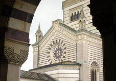 Cimitero Monumentale Stock Photo