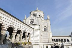 Cimitero Monumentale Royalty Free Stock Images
