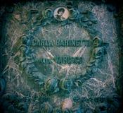Cimitero Monumentale Milano Fotos de archivo