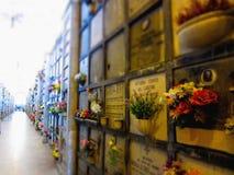 Cimitero Monumentale Milano Imagen de archivo libre de regalías