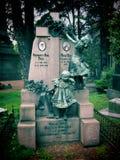 Cimitero Monumentale Milano Stock Photos