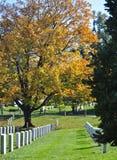 Cimitero nazionale 6 di Arlington Immagine Stock