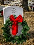 Cimitero nazionale Immagini Stock Libere da Diritti